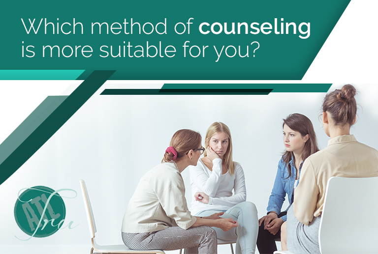 Individual Counseling in Atlanta